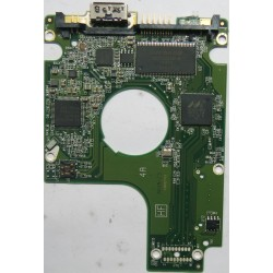 WESTERN DIGITAL WD2500BEVT'75ZCT2, PCB