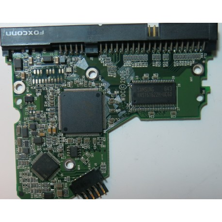 WESTERN DIGITAL WD800BB-56JKC0, PCB
