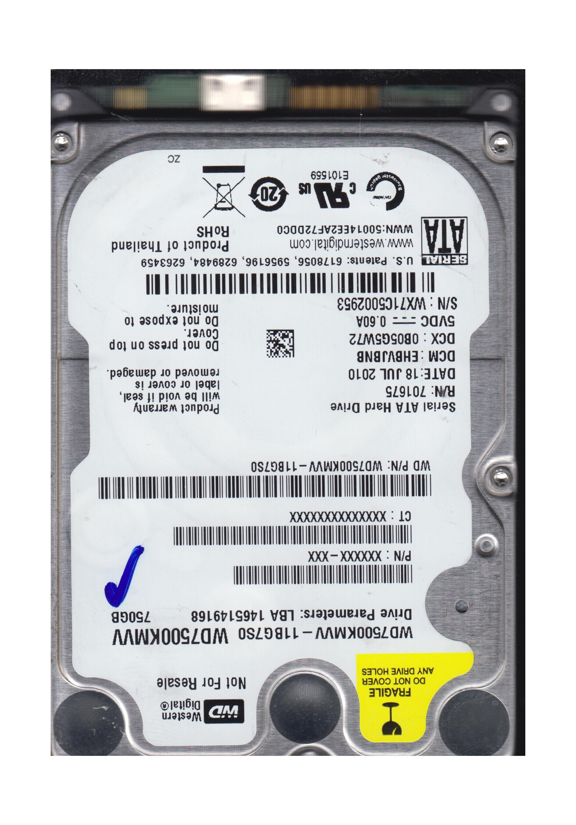 WD7500KMVV WINDOWS 8 DRIVERS DOWNLOAD