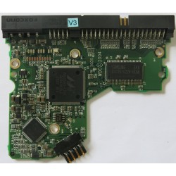 WESTERN DIGITAL 2060-701292-000 REV A PCB