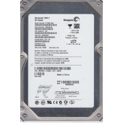 SEAGATE ST380013AS FW 8.12 80 GB 3.5