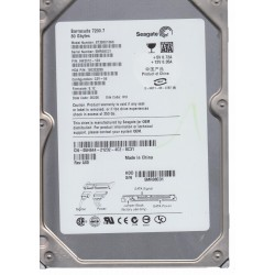 SEAGATE ST380013AS FW8.12 80 GB 3.5