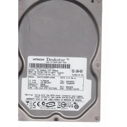 HITACHI HDS721680PLA380 MLC BA2355 80GB 3.5